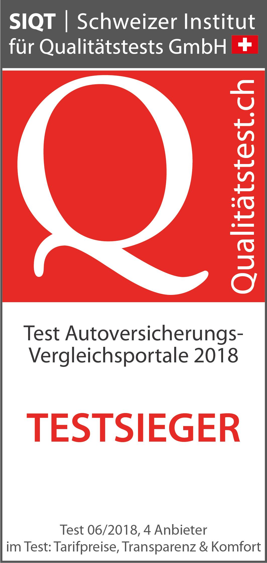 5ebea3d5da33c1 Autoversicherungs-Vergleichsportale 2018  Test von Suche   Komfort ...